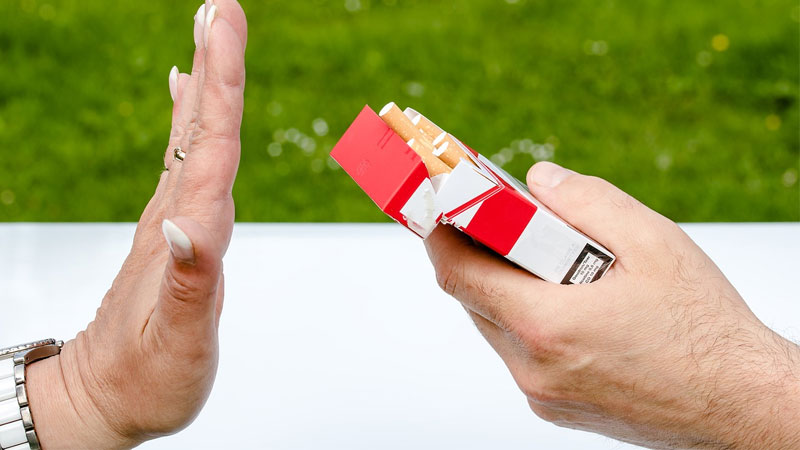 Arrêt du tabac : il n'est jamais trop tard pour bien faire