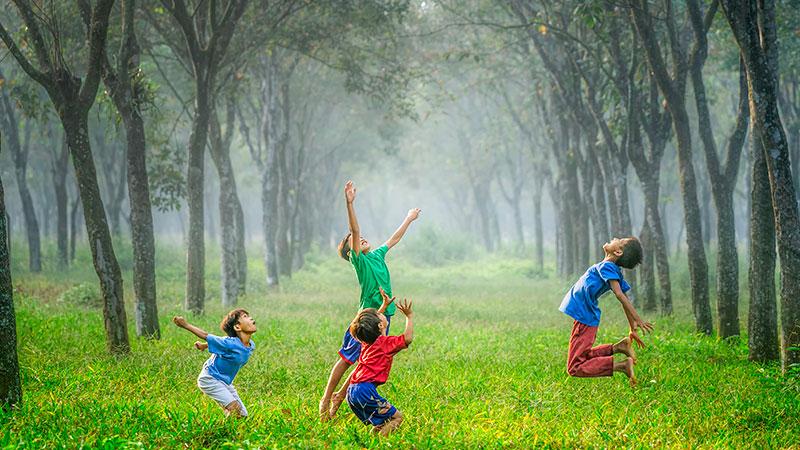 Activités physiques, jeux vidéo… il  faut aider nos enfants